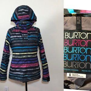Burton Dryride Ski Snowbord Sport Jacket